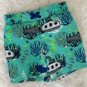 Shark & Submarine Swimsuit